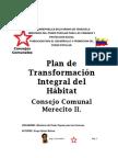 Tranformacion Integarl Del Habitat