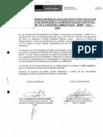 Acta firmada Cong. Martin Rivas recibiendo donaciones de Ana Jara - @BankadaFP
