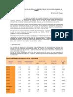 Factores Determinantes de La Productividad de Fincas en Pastoreo