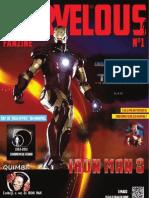 Fanzine Marvelous n1 v3