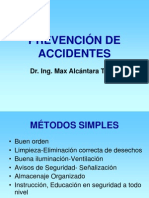3. Prevencion de Accidentes (2da. Parte
