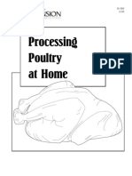 Processing Poultry at Home - Texas Cooperative Extension