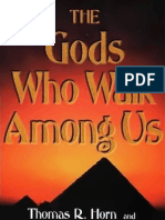 The Gods Who Walk Among Us - Tom Horn