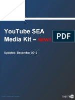 YouTube SEA Media Kit (Dec 2012)
