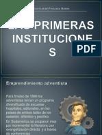 institucionesd primeras