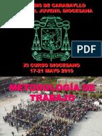 METODOLOG�A DE TRABAJO.ppt
