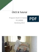D3 Kebidanan FK UNPAD OSCE & Tutorial