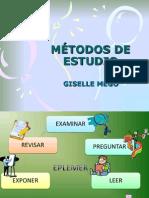 MÉTODOS DE ESTUDIO