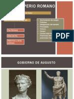 Imperio Romano Bloque 2