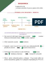 Clase 1 Bioquimica - Agua