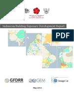 Indonesia Building Exposure Report 050311