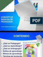 CONCEPTOS BÁSICOS DE PEDAGOGÍA 2