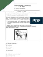 Evaluación N6 Lenguaje y Comunicación para 3 Año Básico (f2)
