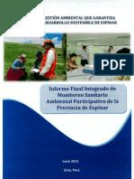 informe 2013