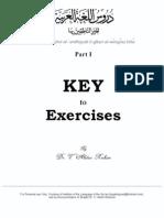 Madinah Key to Exercises Book 1