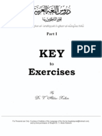 Madinah Key to Exercises Book 1