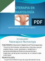 FisioterapiaEnEnfermedadesReumáticas