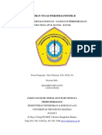 Psikodiagnostik II (Percaya Diri)