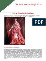 La Monarchia Francese Da Luigi XII a Luigi XIV