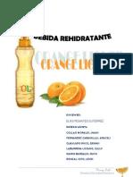 Bebida Rehidratante - Tec 3