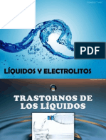 Liquidos y Electrolitos - Grupo 8