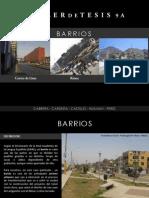 Taller 9a - Barrios