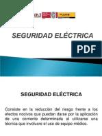 SEGURIDAD ELÉCTRIC