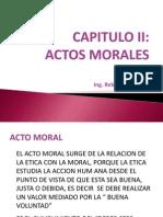Capitulo II Actos Morales[1]. 2pptx