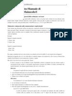 Discussioni Aiuto Manuale Di Stile Archivio Maiuscolo 1