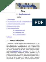Philosophica Enciclopedia Ética