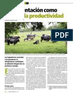 Ciencia Y Tecnologia Ganadera - La Alimentación Como Base De La Productividad