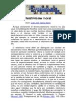 Philosophica Enciclopedia Relativismo Moral