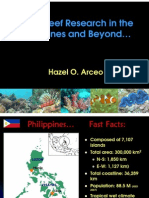 Coral Reef Research in the Philippines and Beyond…