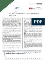 Produzione e Lettura Di Libri - 16_mag_2013 - Testo Integrale