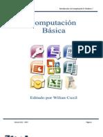 Conceptos Básicos de Computación Trabajo social