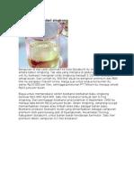 Bioetanol Dari Singkong