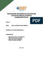 TRABAJO COSMETICOS - EXPEDIENTE SHAMPOO (revisado).doc