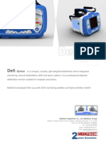 Defi Xpress  Advanced defibrillator