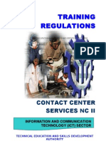 Contact Center NC II