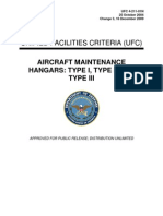 Aircraft Maintenance Hangars