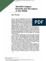 The Socialist League
