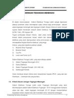 Desain Kriteria JarDist (Handout)