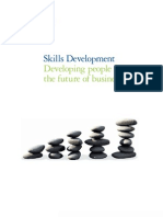 Skills Development Brochure