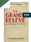 Jacques Duboin La Grande Releve 1932