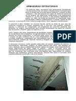 Corrosão em armaduras estruturais