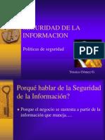 Seguridad Del a Informacion