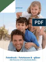 MCprint Eu Fotogeschenke Katalog 2013 Fototassen