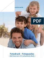 MCprint Eu Fotogeschenke Katalog 2013 Fotopuzzles