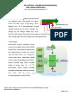 Biogas, Energi Potensial Yang Belum Termanfaatkan Dari Pabrik Kelapa Sawit (Public Version)