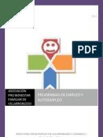 Programas de Empleo